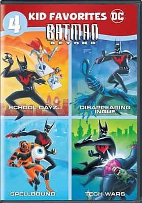 Batman beyond school dayz, disappearing Inque, spellbound, tech wars