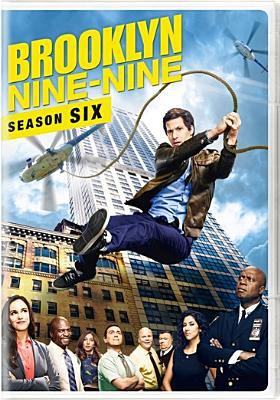Brooklyn Nine-Nine Season 6 (DVD)