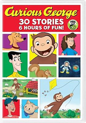 Curious George 30 Story Collection (DVD)