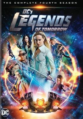 Dc's Legends of Tomorrow Season 4 (DVD)