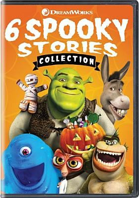 Dreamworks 6 Spooky Stories Collection (DVD)