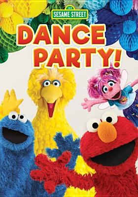 Sesame St Dance Party! (DVD)