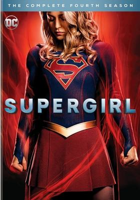Supergirl Season 4 (DVD)