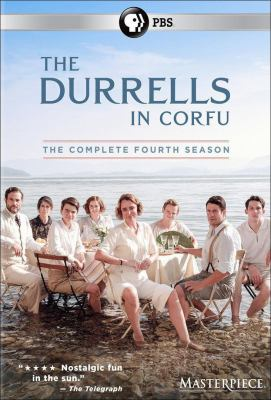 The Durrells in Corfu Season 4 (DVD)