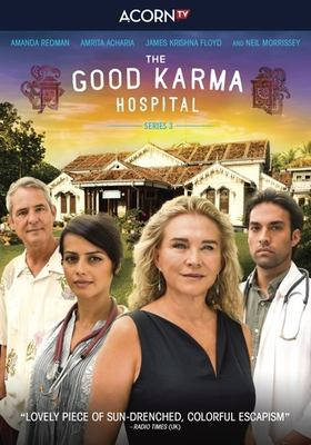 The Good Karma Hospital.