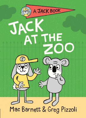 Jack at the zoo.