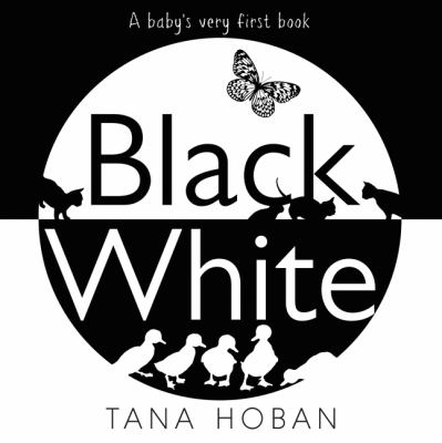 Cover of the book, Black White by Tana Hoban