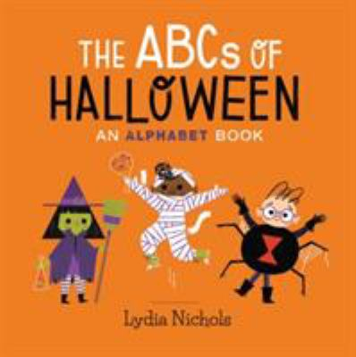 ABCs of Halloween : an alphabet book.
