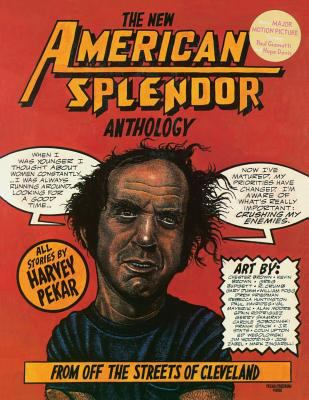 Book Cover for New American Splendor Anthology