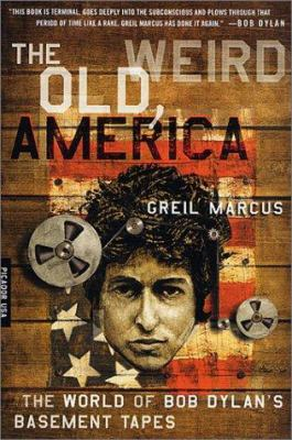 book cover for The Old, Weird America