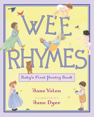 Cover of the book, Wee Rhymes