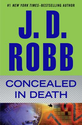 Book Cover for Concealed in Death