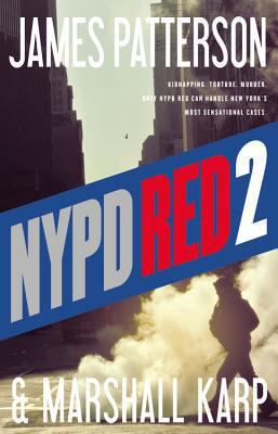 Book Cover for NYPD Red 2