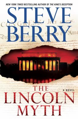 Book Cover for The Lincoln Myth