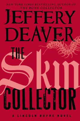 Book Cover for The Skin Collector