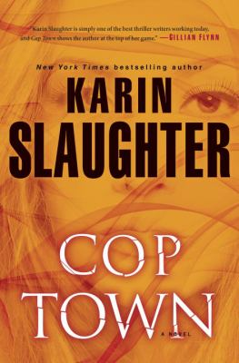 Book Cover for Cop Town
