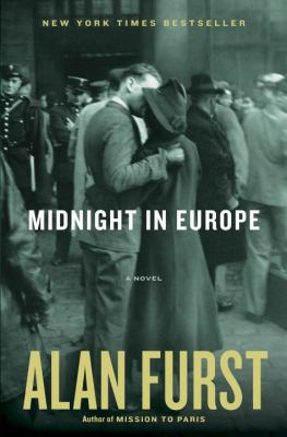 Book Cover for Midnight in Europe