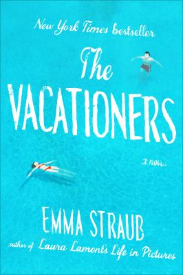 Book Cover for The Vacationers