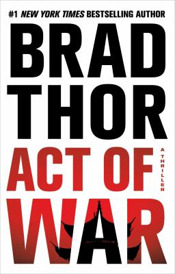 Book Cover for Act of War