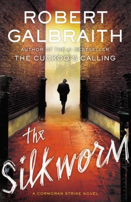 Book Cover for The Silkworm