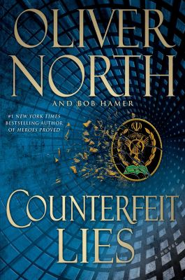 Book Cover for Counterfeit Lies