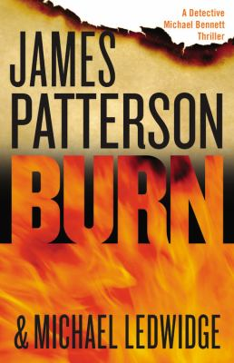 Book Cover for Burn