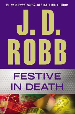 Book Cover for Festive in Death