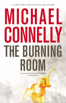Book Cover for The Burning Room