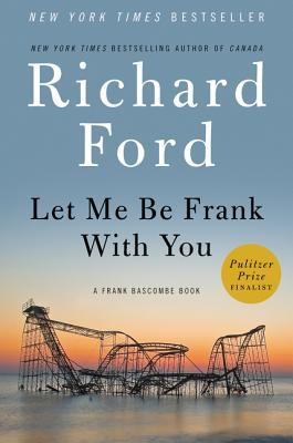 Book Cover for Let Me Be Frank With You