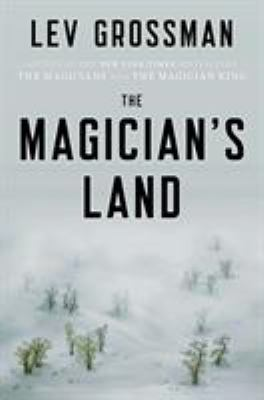 Book Cover for The Magician's Land