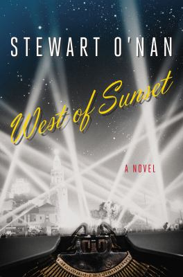 Book Cover for West of Sunset