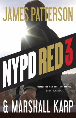 Book Cover for NYPD Red 3