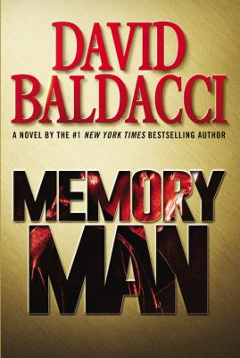 Book Cover for Memory Man