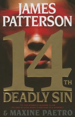 Book Cover for 14th Deadly Sin