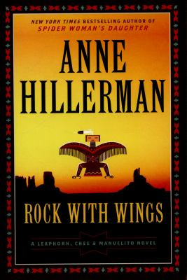 Book Cover for Rock with Wings